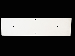 Replacement Plate for Drywall Cart DOR02