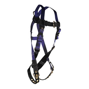 FallTech Contractor 1-D Full Body Harness - UniFit