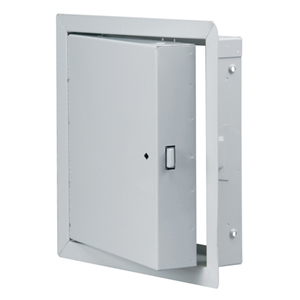 8 in x 8 in Babcock-Davis Fire Rated Wall & Ceiling Access Panel