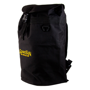Ultra-Sack Backpack - Black Canvas Duffle