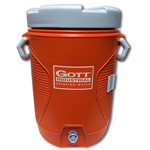 Water Cooler - 5 Gallon Orange