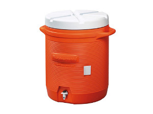 Water Cooler - 10 Gallon Orange