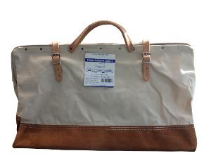 Heavy Duty Canvas Split Suede Tool Bag