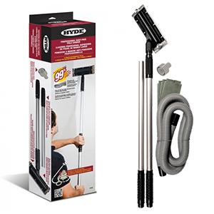 Professional Dust-Free Aluminum Pole Sander Kit