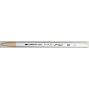 Sharpie Medium Black China Marker