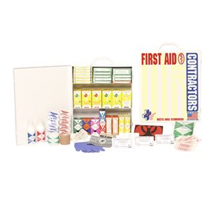 Certified Safety FAC-3 - Contractors 100 Person Cabinet