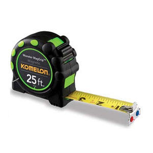 Monster MagGrip 30' Magnetic Tape Measure