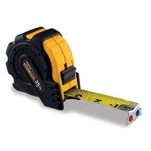 MagGrip Magnetic Tape Measure - 25'