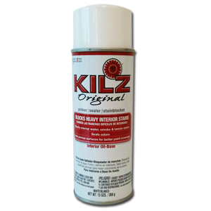 KILZ Primer, Sealer, Stain Blocker Spray - 13 OZ