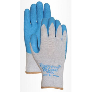 Bellingham Glove 3000 Bellingham Premium Latex Palm Dipped Gloves (Size: M)