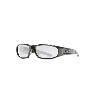 Switch Black Safety Glasses- Clear