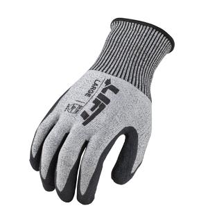 Cut Level 4 Fiberwire Latex Glove (2XL)