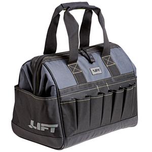 Wide Open Tool Bag