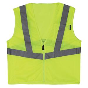 Viz-Pro 1 Yellow Safety Vest (L)