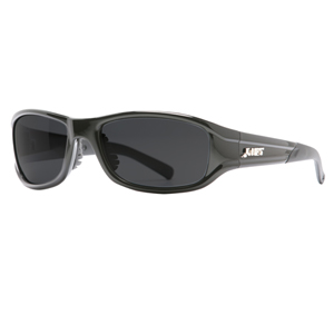 Alias Black Safety Glasses- Polarized