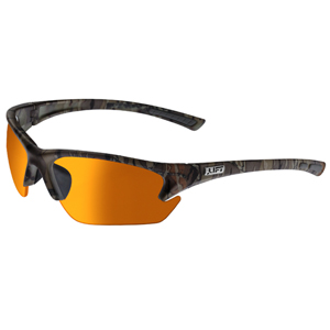 Quest Safety Glasses- Camo/Amber