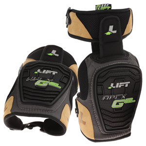 Apex Gel Knee Pad One Size Fits All