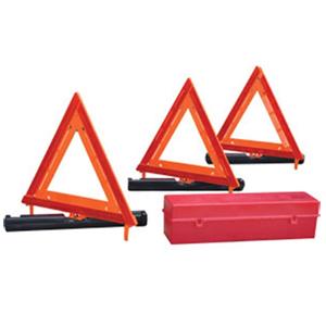 Triple-Triangle Warning Kit