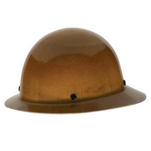 SkullGuard Hat Full Brim w/ Fas-Trac Suspension