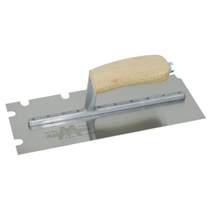 Marshalltown Notched Trowel - 11