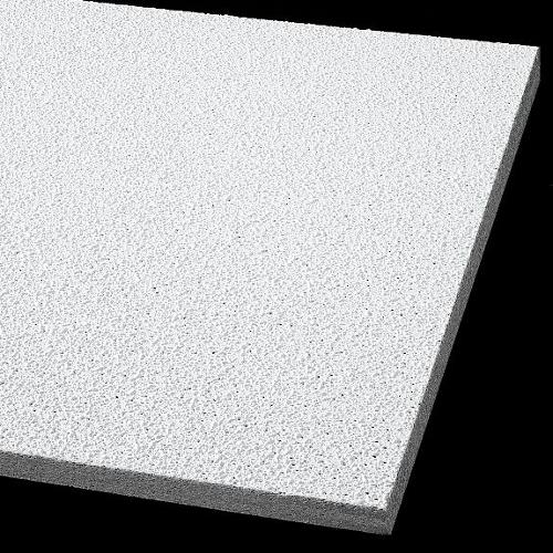 3/4 in x 2 ft x 4 ft Armstrong School Zone Georgian 15/16 in Square Lay-in High Acoustic Panel - 795