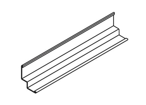 10 ft x 9/16 in x 15/16 in x 3/8 in Armstrong Shadow Molding - 7873