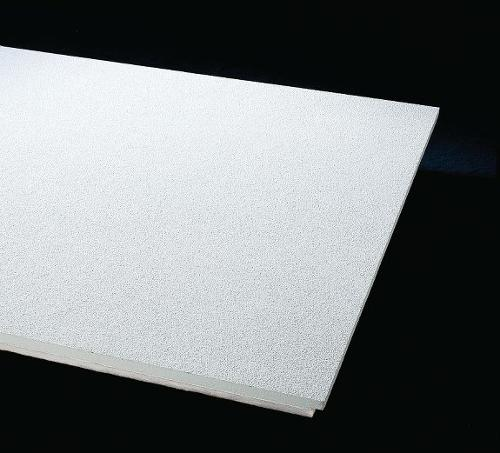 7/8 in x 2 ft x 2 ft Armstrong Optima 15/16 in Vector Fine Texture Tile - 3900