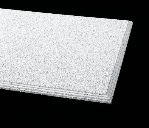3/4 in x 2 ft x 2 ft Armstrong Cirrus Profiles Classic Step 9/16 in Tegular Panel - 591