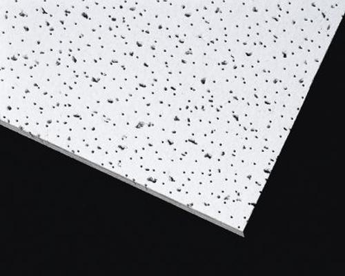 5/8 in x 2 ft x 4 ft Armstrong Ceramaguard Fine Fissured 15/16 in Square Lay-in Panel - 608