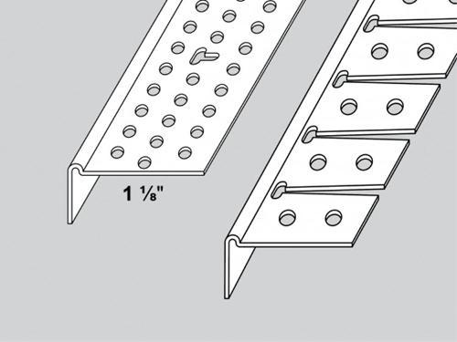 1/2 in x 10 ft L-Arch Bead - 50/ctn