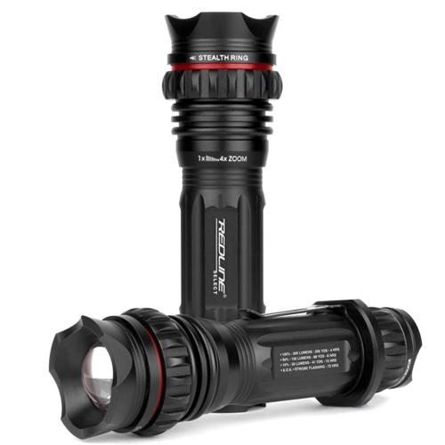 Redline Select Flashlight Display At Tsw