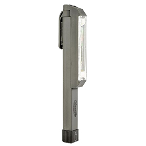 Larry C LED Work Light - Gray