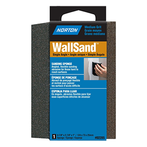 Medium Grit Angle Sanding Sponge