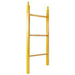 3 Rung End Frame Access Ladder, 40