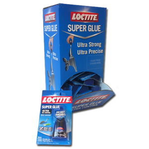 LOCTITE Super Glue Display [24]