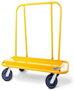 PD3 Drywall Cart 2 Rigid 2 Swivel 8