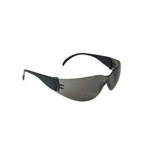 Safety Glasses - Black Temple W/ Grey Lens