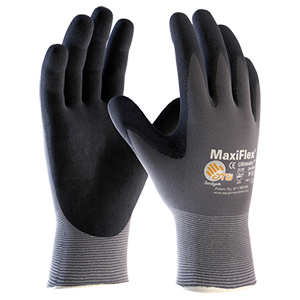 MaxiFlex Ultimate Glove with MicroFoam Grip - [L]