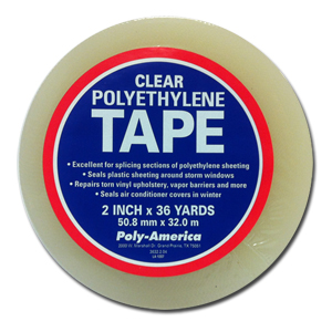 Clear Poly Duct Tape 2