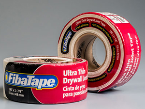 FibaTape Perfect Finish Ultra-thin Drywall Tape 1-7/8