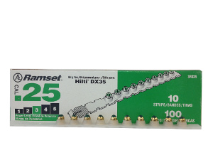 Strip Load - .25 Caliber - Green [100]