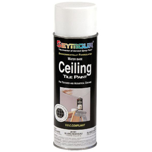 Celing Tile Paint - White - 16 oz