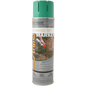20 oz Seymour Stripe Inverted Tip Marker Waterbased - Safety Green