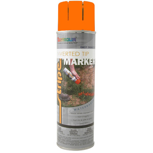 Marking Paint - Florescent Orange - 20 oz.