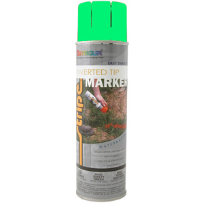 Marking Paint - Florescent Green - 20 oz.