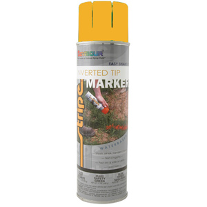 20 oz Seymour Stripe Inverted Tip Marker Waterbased - Utility Yellow
