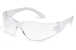 Gateway Starlite Anti-Fog Clear Temple/Clear Lens