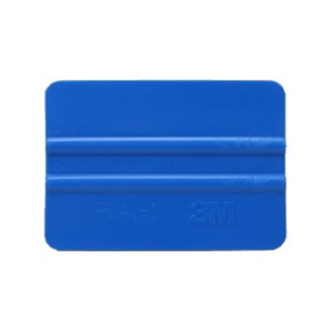 3M Scotchcal Application Squeegee, Blue, 71601