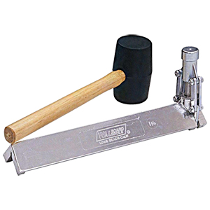 1-1/8 in. Cornerbead Tool w/ Mallet