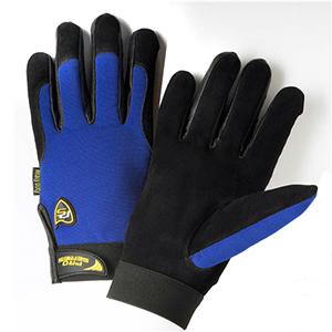 Pro Series Heavy Duty Split Cowhide Gloves - Large